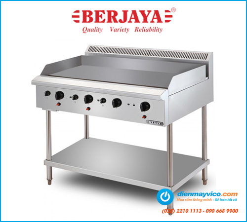 Bếp chiên phẳng Berjaya GG4BFS-17 (dùng gas)