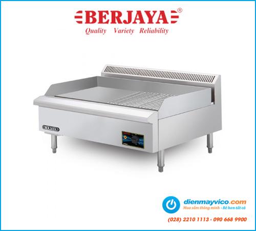 Bếp chiên nửa phẳng nửa nhám Berjaya EG5250HR-17 (dùng điện)