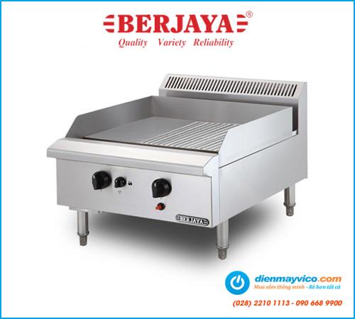 Bếp chiên nửa phẳng nửa nhám Berjaya GG2BHR-17 (dùng gas)