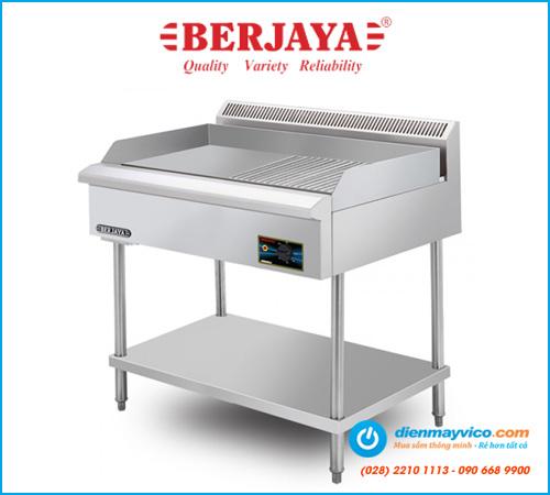 Bếp chiên nửa phẳng nửa nhám Berjaya EG5250HRFS-17 (dùng điện)