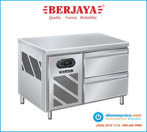 Bàn mát 2 ngăn kéo Berjaya BS2DR/C1165/2