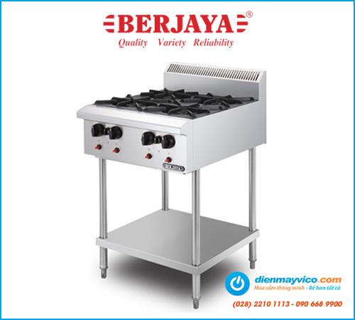 Bếp Âu 4 họng Berjaya OB4FS-17