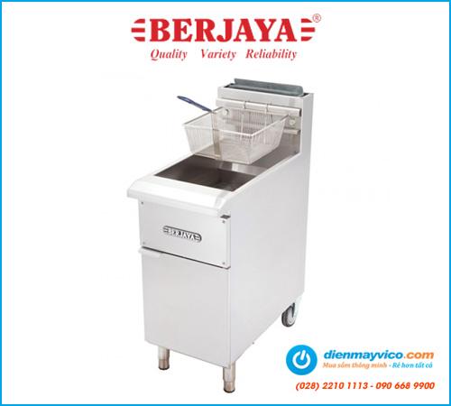 Bếp chiên nhúng Berjaya GDFE1BFS-17 (dùng gas)