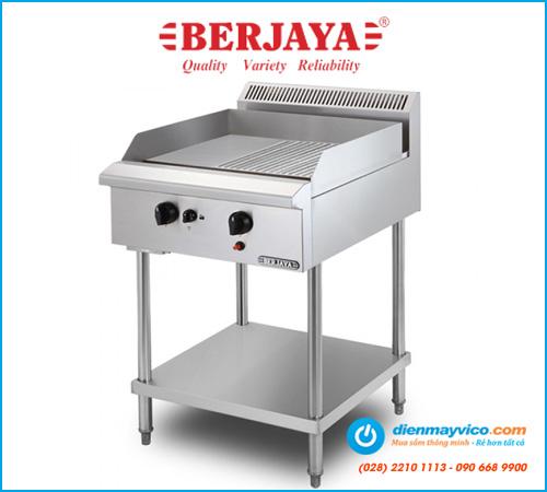 Bếp chiên nửa phẳng nửa nhám Berjaya GG2BHRFS-17 (dùng gas)