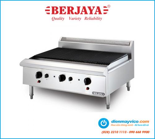 Bếp nướng gang nhân tạo Berjaya CB3B-17 (dùng gas)
