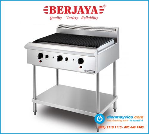 Bếp nướng gang nhân tạo Berjaya CB3BFS-17 (dùng gas)