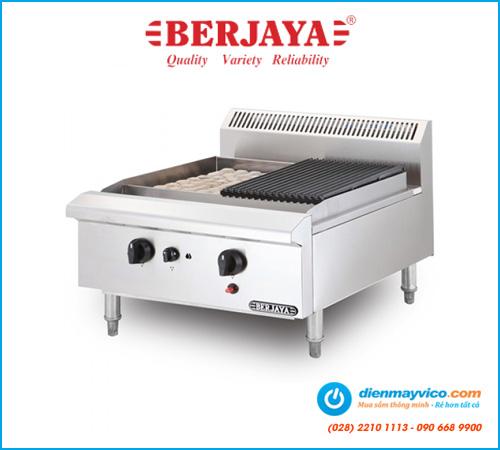 Bếp nướng than đá nhân tạo Berjaya CRB2B-17 (dùng gas)