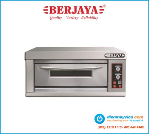 Lò nướng 1 tầng 2 khay Berjaya BJY-E6KW-1BD (dùng điện)