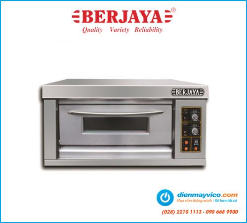 Lò nướng 1 tầng 2 khay Berjaya BJY-G60-1BD (dùng gas)