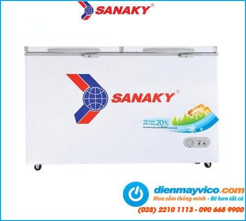 Tủ đông/mát Sanaky VH-4099W1 280 Lít
