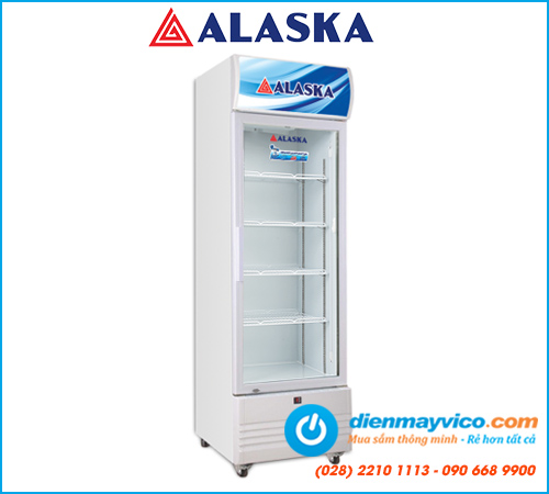 Tủ mát Alaska LC-833C (425L)