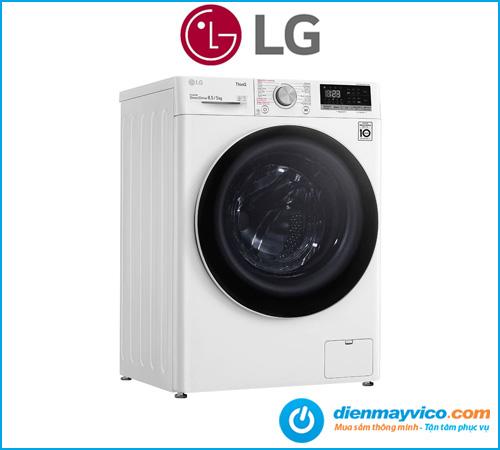 Máy giặt sấy LG FV1408G4W 8.5kg