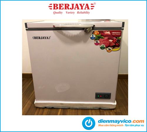 Tủ đông nắp đậy Berjaya BJY-CFSD200A-R6 150 lít