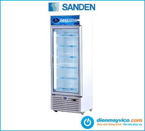 Tủ đông đứng cánh kính Sanden Intercool SNR-0503 500 lít