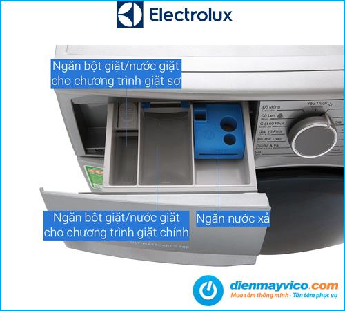 Máy giặt Electrolux Inverter EWF8024ADSA 8 kg