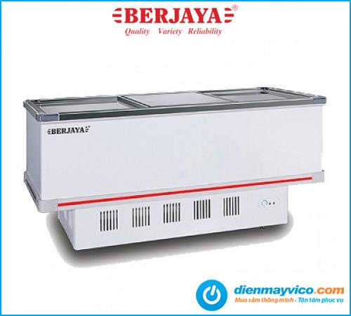 Tủ đông kính phẳng Berjaya BJY-IFGD718 718 lít