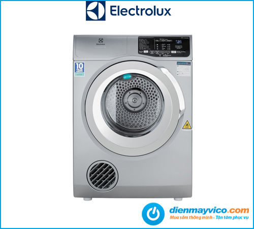 Máy sấy thông hơi Electrolux EDS805KQSA 8 Kg