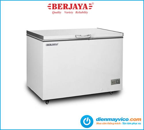 Tủ đông nắp đậy Berjaya BJY-CFSD200A-R6 150 lít | Made in Malaysia