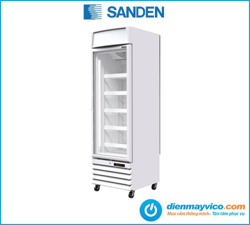 Tủ đông đứng cánh kính Sanden Intercool SNR-0503 500 lít   Giá rẻ