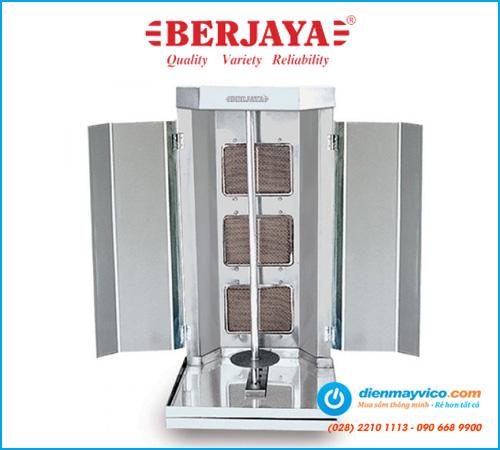 Lò nướng thịt kebab Berjaya KM3 (dùng gas)