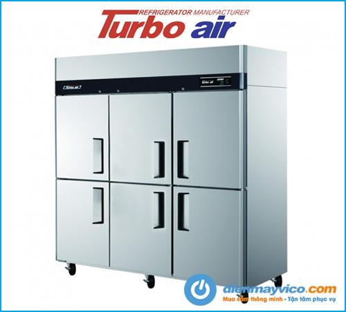 Tủ mát 6 cánh Turbo Air KR65-6
