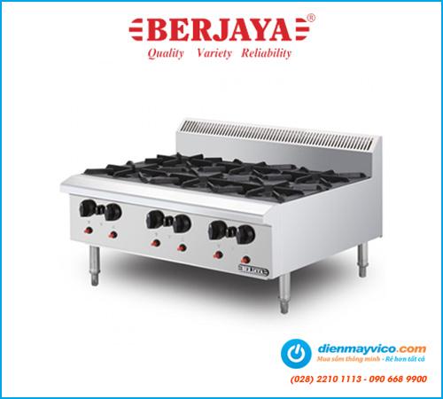 Bếp Âu 6 họng Berjaya OB6-17