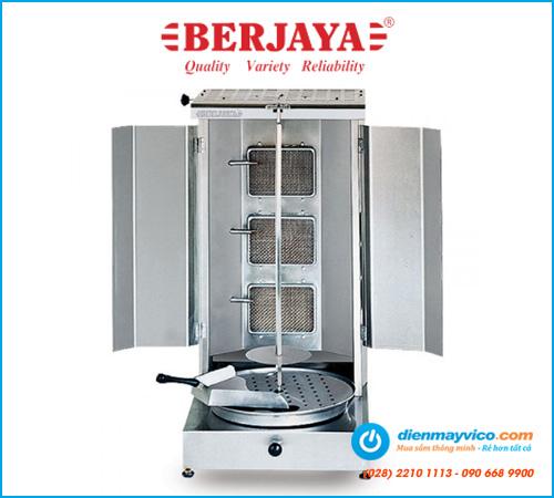 Lò nướng thịt kebab Berjaya KM3B