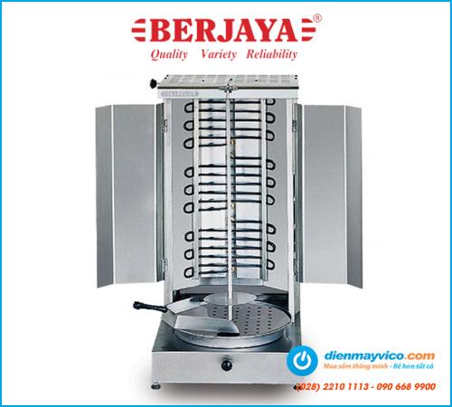 Lò nướng thịt kebab Berjaya KM3H (dùng điện)