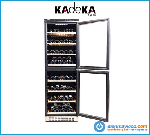 Tủ ướp rượu Kadeka KA-165T