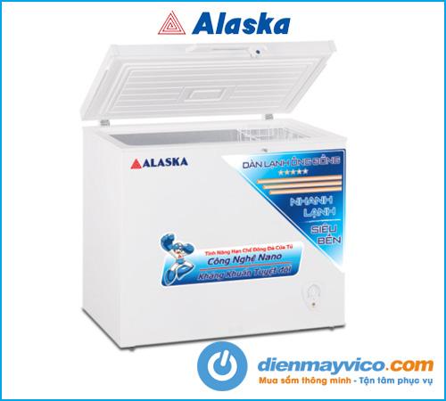 Tủ đông Alaska BD-400C (295L)