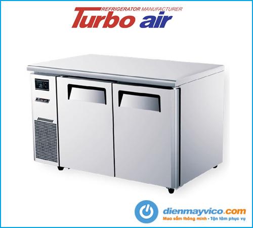 Bàn mát 2 cánh Turbo Air KUR12-2 (1m2)