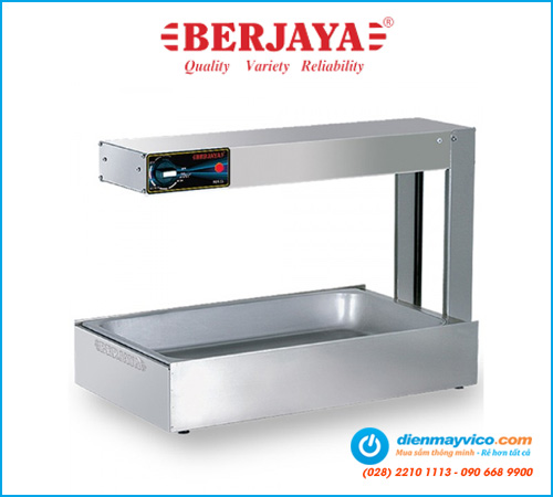 Đèn hồng ngoại hâm nóng thức ăn Berjaya MIR11