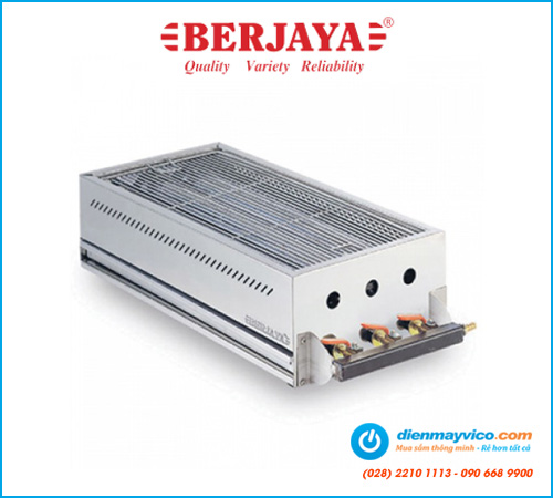 Lò nướng ngoài trời Berjaya BBQ 001 (dùng gas)