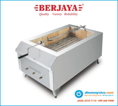 Lò quay heo Berjaya MG43 (dùng gas)