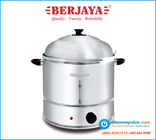 Nồi hấp Berjaya ECS46SSC (dùng điện)