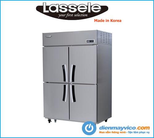 Tủ mát 4 cánh Lassele LR-1381PC