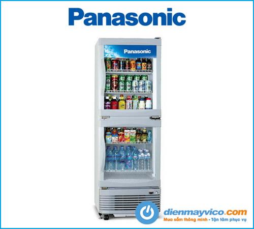 Tủ mát 2 cánh kính Panasonic SMR-PT330DA 330 Lít