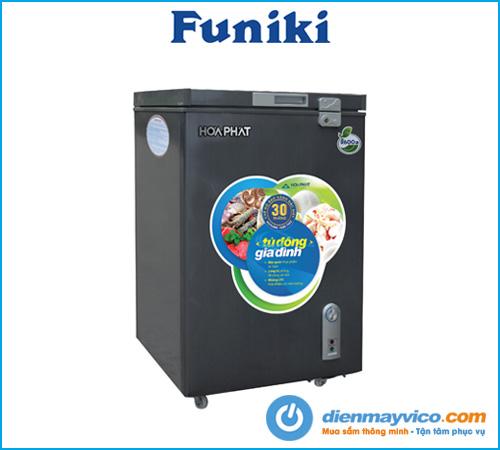 Tủ đông Funiki HCF 106S1ĐSH 107 Lít