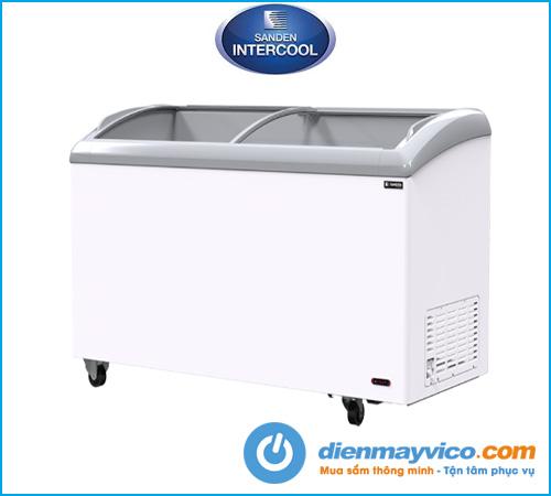 Tủ đông kính lùa Sanden Intercool SNC-0515 520 Lít