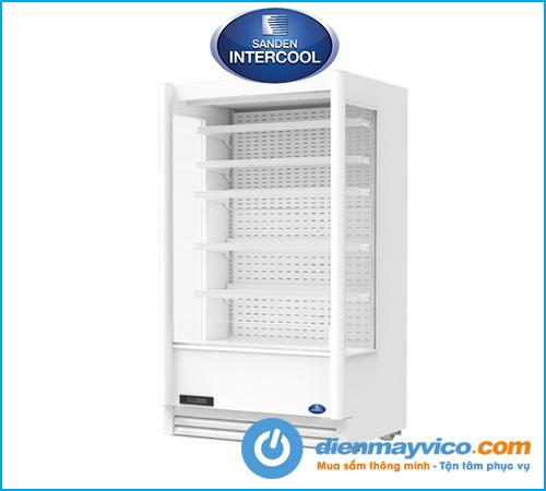 Tủ mát siêu thị Sanden Intercool SMS-0910 421L