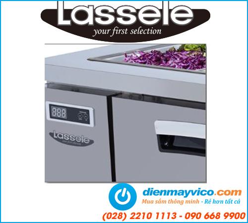 Bàn mát salad Lassele LSRT-3B-1800 (1m8)