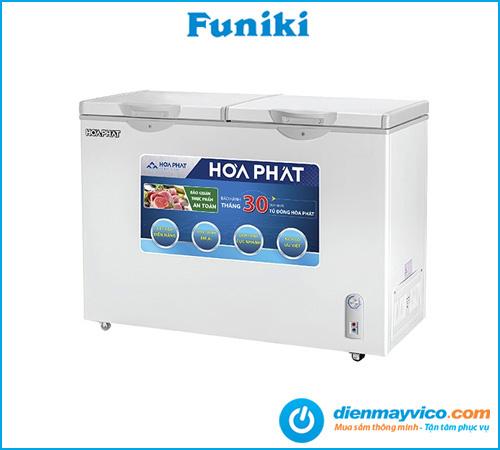 Tủ đông mát Funiki Hòa Phát HCF 606S2N2 245 lít