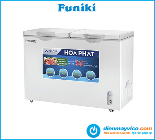 Tủ đông mát Funiki Hòa Phát HCF 656S2N2 271 lít