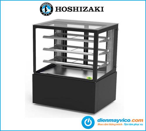 Tủ bánh kem kính vuông Hoshizaki PTW12 1m2