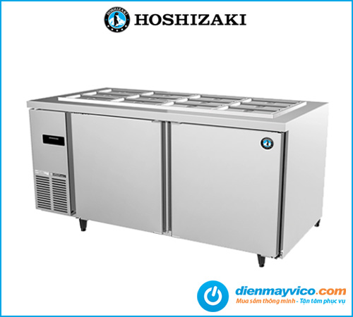 Bàn mát salad Hoshizaki RT-158MA-S-PR 1m5