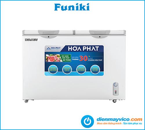 Tủ đông mát Funiki Hòa Phát HCF 606S2Đ2 245 lít