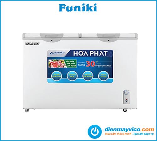 Tủ đông mát Funiki Hòa Phát HCF 656S2Đ2 271 lít