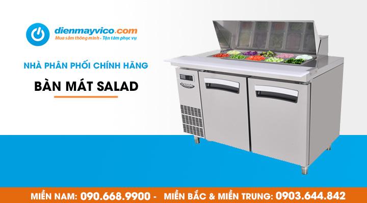 Bàn mát salad